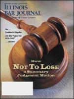 March 2004 Illinois Bar Journal Cover Image