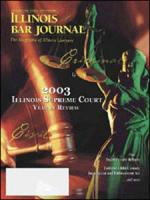 April 2004 Illinois Bar Journal Cover Image