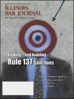 August 2004 Illinois Bar Journal Cover Image
