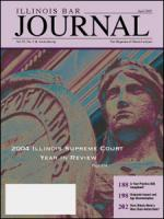 April 2005 Illinois Bar Journal Cover Image