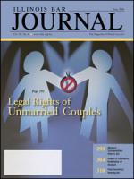 June 2006 Illinois Bar Journal Cover Image