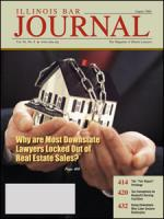 August 2006 Illinois Bar Journal Cover Image