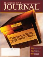 October 2006 Illinois Bar Journal Cover Image