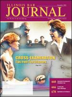 December 2006 Illinois Bar Journal Cover Image