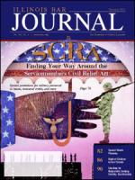 February 2007 Illinois Bar Journal Cover Image