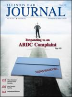 March 2007 Illinois Bar Journal Cover Image