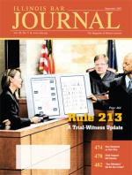 September 2007 Illinois Bar Journal Cover Image