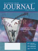 March 2008 Illinois Bar Journal Cover Image