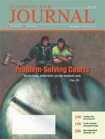 April 2008 Illinois Bar Journal Cover Image