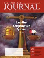 June 2008 Illinois Bar Journal Cover Image