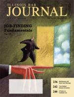 May 2009 Illinois Bar Journal Cover Image