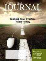December 2009 Illinois Bar Journal Cover Image