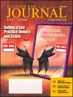 January 2011 Illinois Bar Journal Cover Image