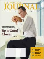 June 2011 Illinois Bar Journal Cover Image