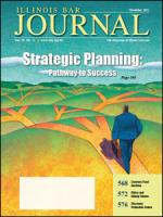 November 2011 Illinois Bar Journal Cover Image