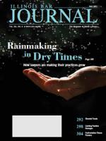 June 2013 Illinois Bar Journal Cover Image