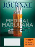 April 2014 Illinois Bar Journal Cover Image