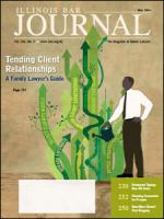 May 2014 Illinois Bar Journal Cover Image