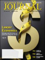 November 2014 Illinois Bar Journal Cover Image