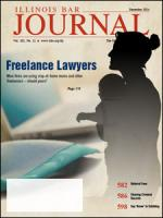 December 2014 Illinois Bar Journal Cover Image