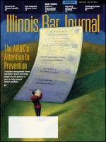 June 2016 Illinois Bar Journal Cover Image