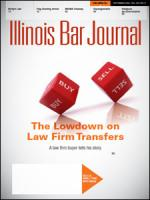 September 2016 Illinois Bar Journal Cover Image