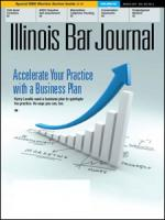 March 2017 Illinois Bar Journal Cover Image