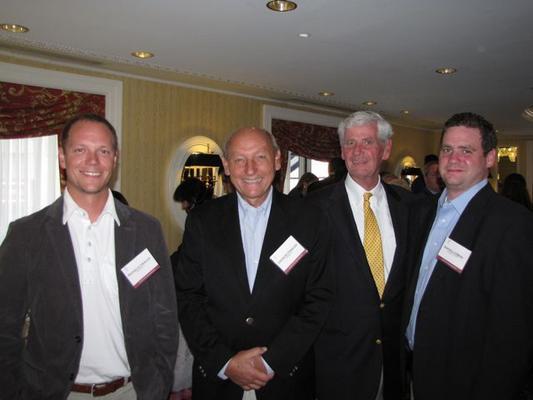 Michael Froelich, Cezar M. Froehlich, Larry O'Brien, Barton J. O'Brien