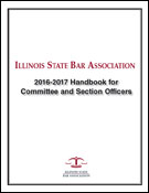 2016-2017 Handbook for Committee and Section Officers