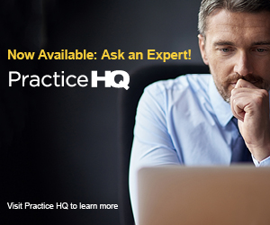 Now Available: Ask and Expert. Visit Practice HQ to learn more.