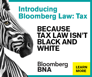 Introducing Bloomberg Law - Tax