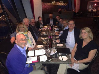 2014-15 Tort Law Dinner following a Section Council meeting