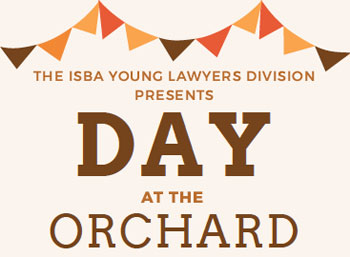 ISBA YLD Day at the Orchard