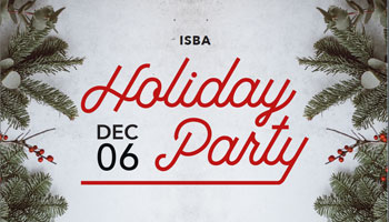 ISBA Holiday Party