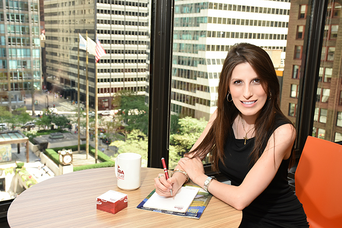 The author works from the ISBA Mutual's new Chicago office.