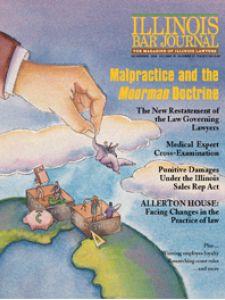 November 1998 Illinois Bar Journal Cover Image