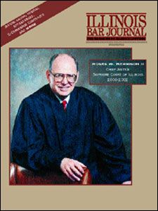 January 2000 Illinois Bar Journal Cover Image