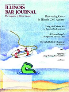 September 2000 Illinois Bar Journal Cover Image