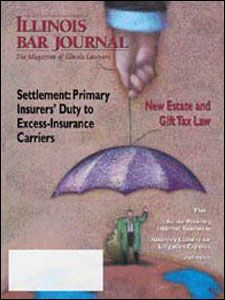 January 2002 Illinois Bar Journal Cover Image