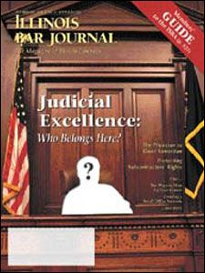 October 2002 Illinois Bar Journal Cover Image