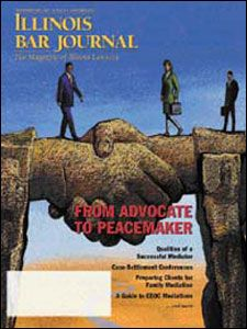 November 2002 Illinois Bar Journal Cover Image