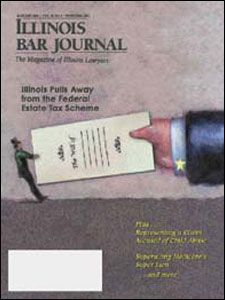 January 2004 Illinois Bar Journal Cover Image