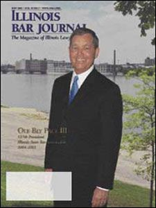 July 2004 Illinois Bar Journal Cover Image