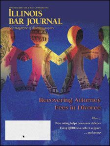 September 2004 Illinois Bar Journal Cover Image