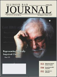 October 2004 Illinois Bar Journal Cover Image