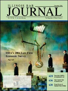December 2004 Illinois Bar Journal Cover Image