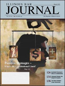 March 2005 Illinois Bar Journal Cover Image