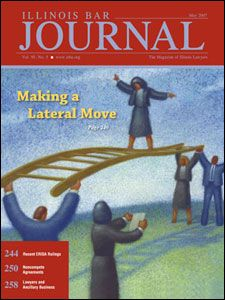 May 2007 Illinois Bar Journal Cover Image