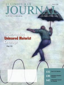 March 2009 Illinois Bar Journal Cover Image