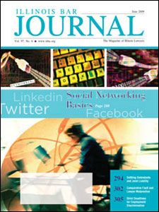 June 2009 Illinois Bar Journal Cover Image